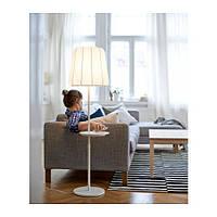 """IKEA """"VARV"""" Торшер + беспроводная зарядка для смартфона"""