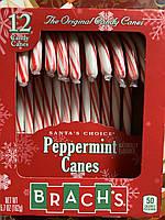 Леденцы трости Candy Canes сладкая мята
