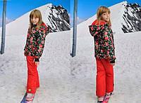Зимний комплект на девочку Д-12-О, фото 1