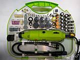 Гравировальная машинка (211 единица насадок) Гравер Белорус МГ-500, фото 3