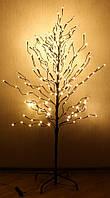 Светодиодная гирлянда-декорация Дерево 1,5м 200Л коричневое (651900)