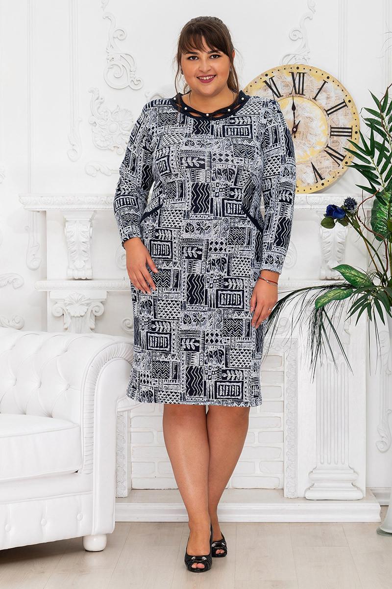 Платье Корона турецкий орнамент
