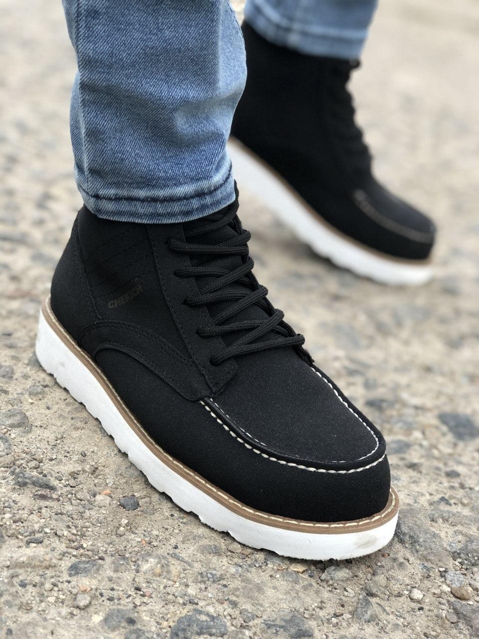 Ботинки - мужские ботинки на шнурках