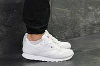 Мужские зимние кроссовки Reebok Classic White