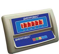 Весовой индикатор Днепровес B6E