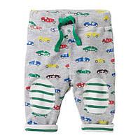 Штаны для мальчика Гоночные машины Jumping Meters
