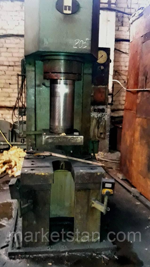 П6332Б Пресс гидравлический одностоечный