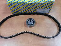"Комплект ГРМ (ролик + ремень) на Dacia, Renault Logan/Sandero 1.4-1.6 ""SNR"" KD455.41 - производства Франция"