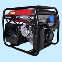 Генератор бензиновый HONDA EG5500CXS (5.0 кВт), фото 1