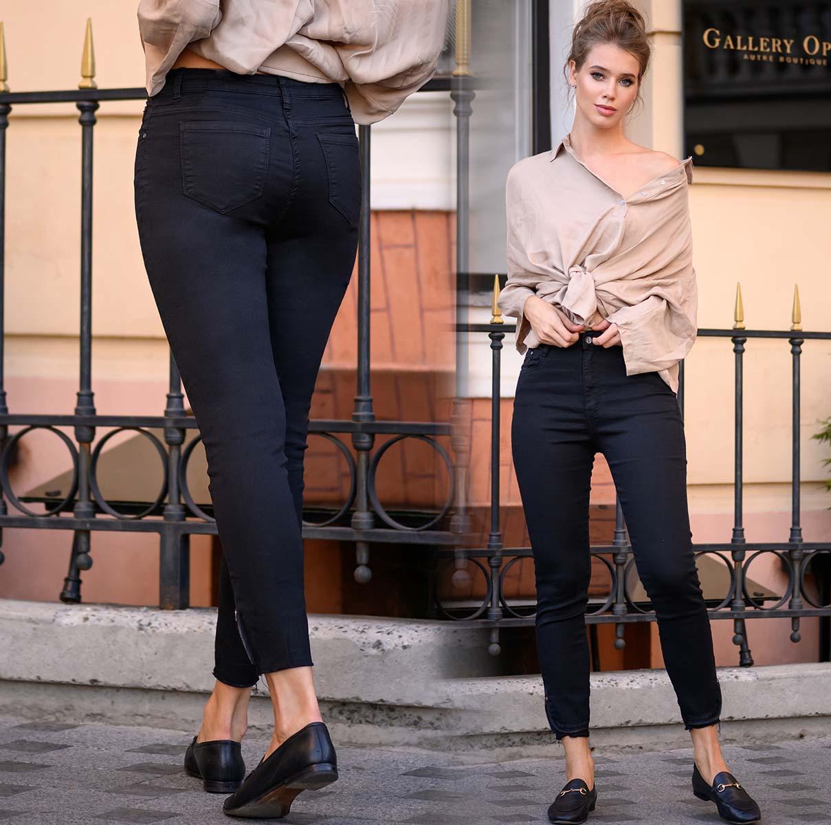 """Женские стильные джинсы стрейч """"1811"""""""