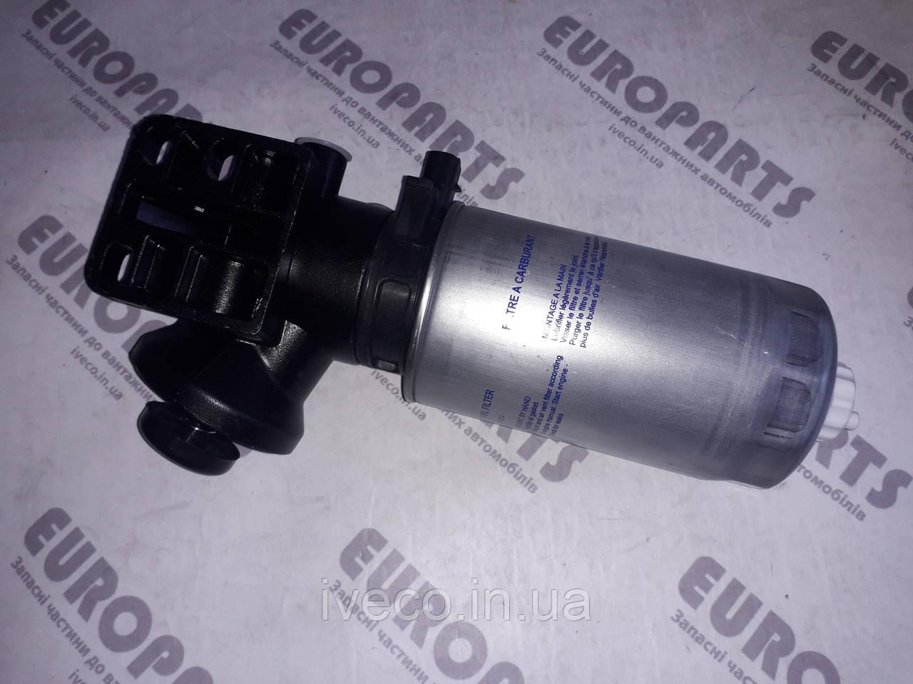 Подкачка топлива с подогревом Iveco Stralis Ивеко Стралис  42545831 взборе с фильтром 2992662