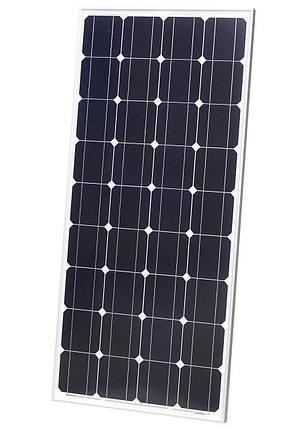 Сонячна монокристалічна батарея панель ТМ PerlightPLM-150M-12, фото 2
