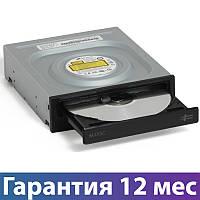 Оптический привод DVD-RW LG GH24NSD5, Black, SATA, двд дисковод для компьютера