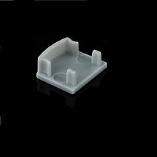 Заглушка BIOM ЗП12 для профиля ЛП12/ЛПС12 12х16мм