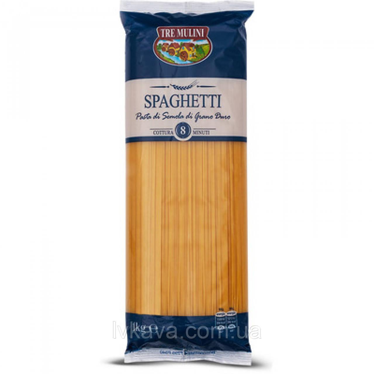 Макаронные изделия Spaghetti  Tre Mulini, 1 кг