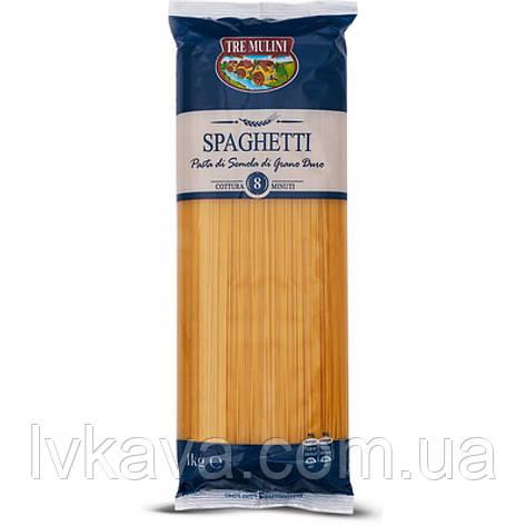 Макаронные изделия Spaghetti  Tre Mulini, 1 кг, фото 2