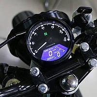 12000RMP LCD Цифровий спідометр для мотоцикла одометр 1-4 циліндри