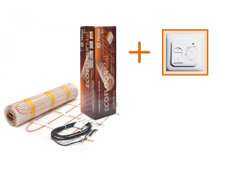 Нагревательный мат Fenix LDTS 12810 ( 5.1 м2 )