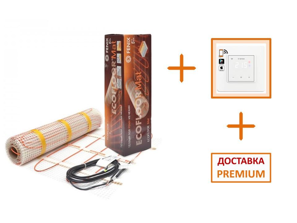 Нагревательный мат Fenix LDTS 122600-165 ( 16.3 м2 ) + Регулятор в ПОДАРОК