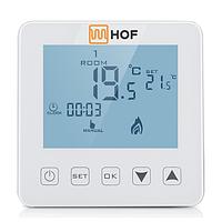 Сенсорный программируемый терморегулятор HOF sen, фото 1