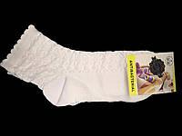 Носки детские белые KBS  девочка 9, фото 1