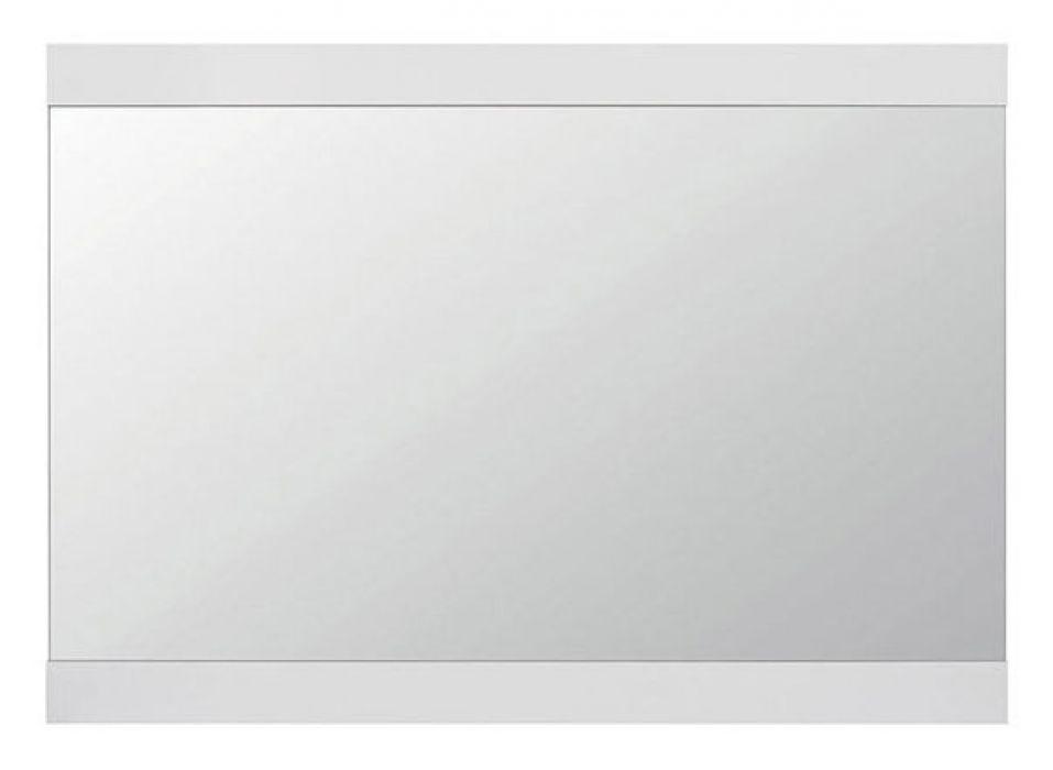 Зеркало на стену Флеймс LUS_7/9 белый/белый глянец