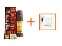 Нагревательный мат Arnold Rak FH-EC-21130 (13 м.кв.) + Wi-Fi терморегулятор Terneo SX