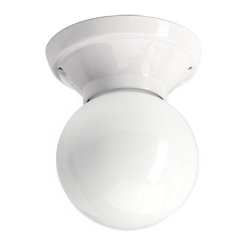 """IKEA """"ВИТЕМОЛЛА"""" Люстра/бра, керамика каменная керамика фарфор, стекло"""