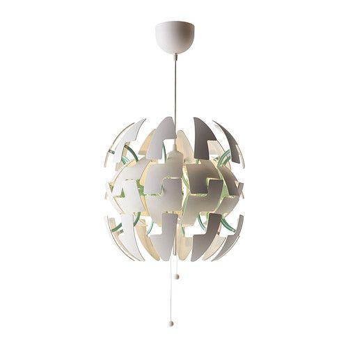 ПС 2014 Подвесной светильник, белый, бирюзовый
