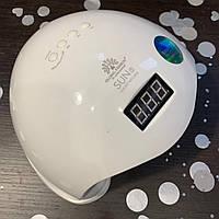 Лампа для маникюра Sun 5 Smart UV/LED ,48 Вт , (белая),  Global Professional, фото 1