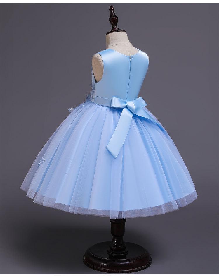 купить бальное платье для девочки год