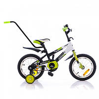 Детский велосипед Azimut stitch 14-дюймов