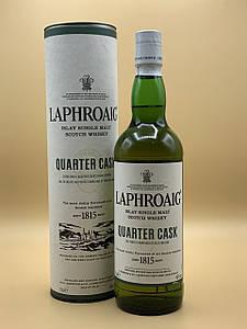 Виски Laphroaig Quarter Cask 0.7L Лафройг Квартер Каск 0.7л