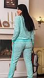 Женский спортивный костюм для прогулки, фото 3