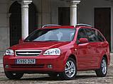 Ветровики, дефлекторы окон Chevrolet Lacetti Wagon/Лачетти Универсал 2004-2012 (ANV), фото 3