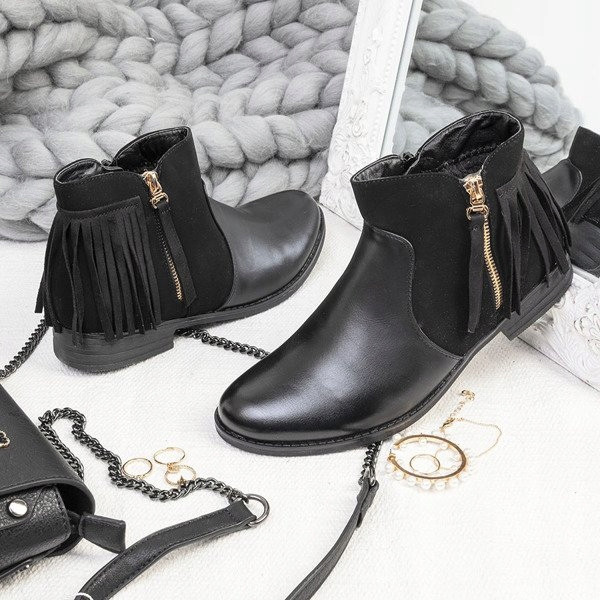Женские ботинки Hadden (39-43 рр)