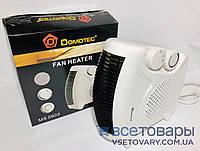 Обігрівач тепловентилятор Domotec MS-5903