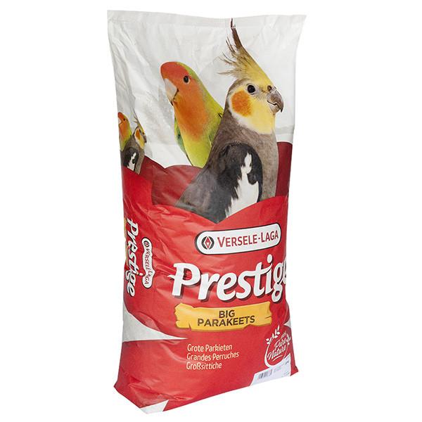 Корм для средних попугаев Верселе-Лага Versele-Laga Prestige Big Parakeets 22 кг