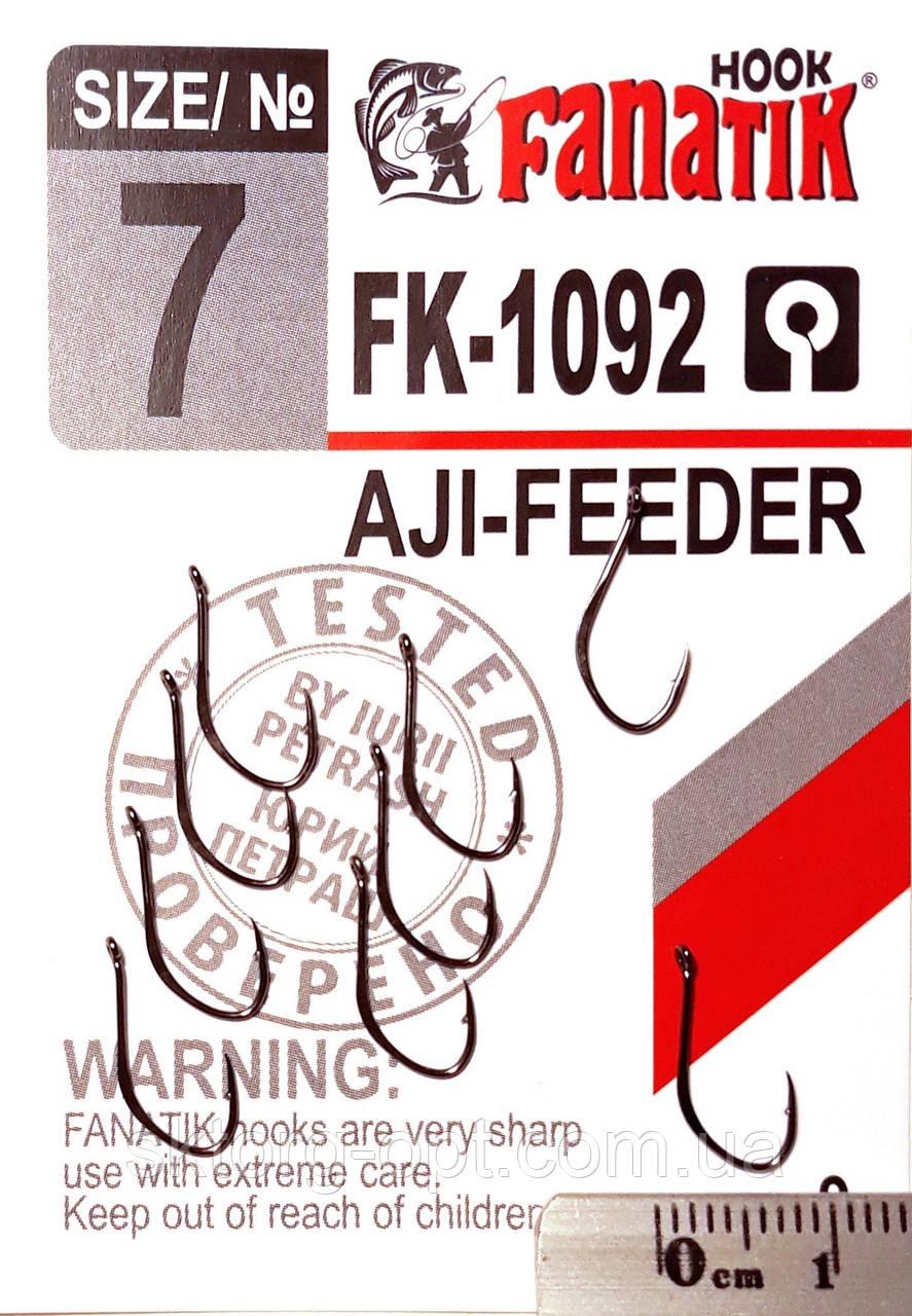 Крючок Fanatik AJI-Feeder FK-1092 №7
