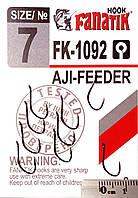 Крючок Fanatik AJI-Feeder FK-1092 №7, фото 1