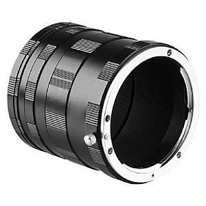 Макрокольца мануальные Canon EOS (металлические)