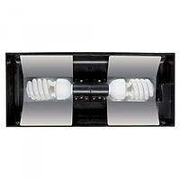 Світильник для тераріуму Exo Terra Compact Top E27, 45x9x20 див. (PT2226)