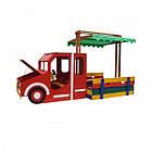 Песочница - Пожарная машина SportBaby, фото 3