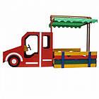 Песочница - Пожарная машина SportBaby, фото 6