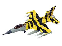 Пазлы 4D F-16A Tiger Meet / модель легкого истребителя Файтинг Фалкон