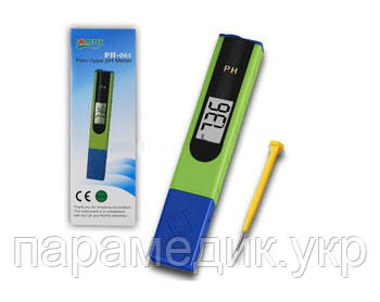 Высокоточный pH-метр PH-061