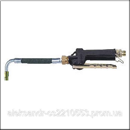 Flexbimec 2131 - Раздаточный пистолет для масла с гибким резиновым носиком