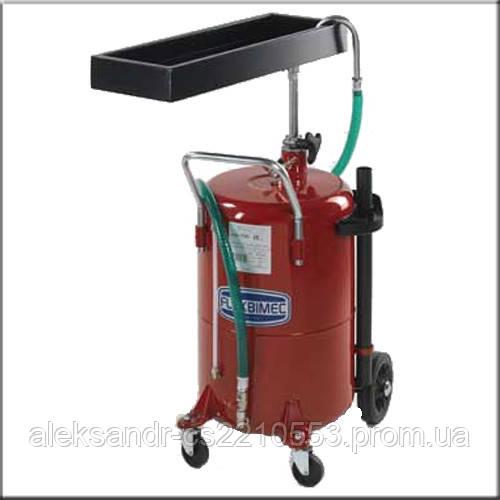 Flexbimec 3183 - Передвижная установка для сбора отработанного масла из мотоциклов объемом 65 л