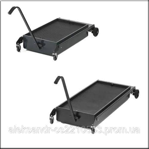 Flexbimec 3185 - Передвижная ванна для сбора отработанных жидкостей
