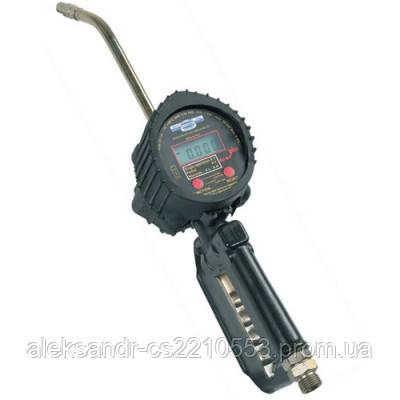 Flexbimec 2826 - Цифровой расходомер с овальными шестернями  и раздаточным пистолетом